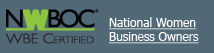 National Women Business Owners | WBE Certified
